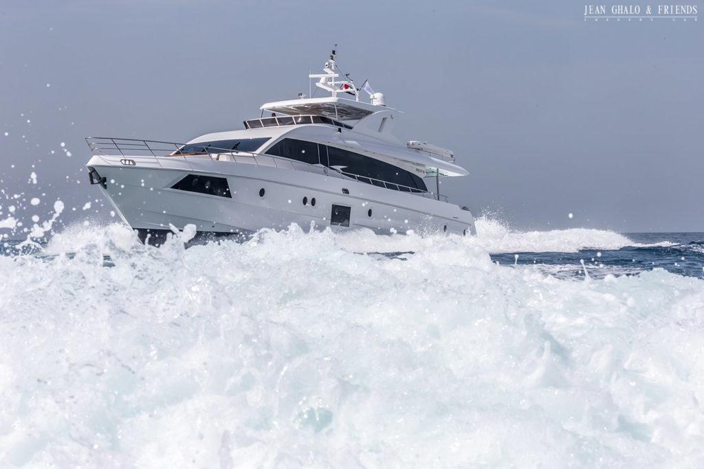 Gulf Craft Yachts Majesty Marine