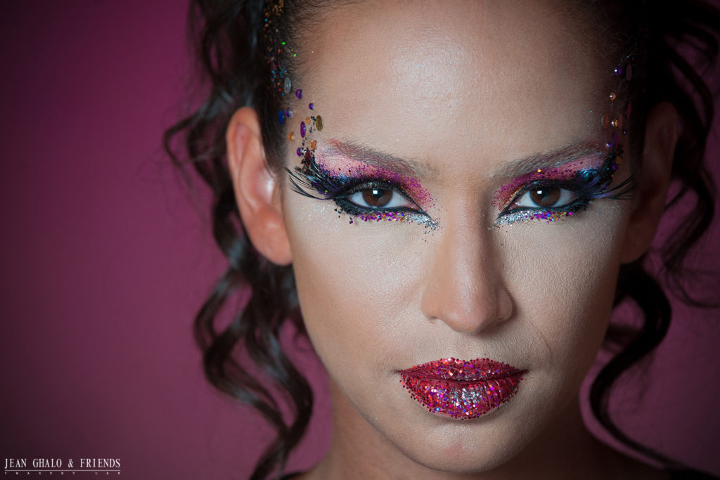 Faces MBC Arabia Make Up Reality Show Jean Ghalo