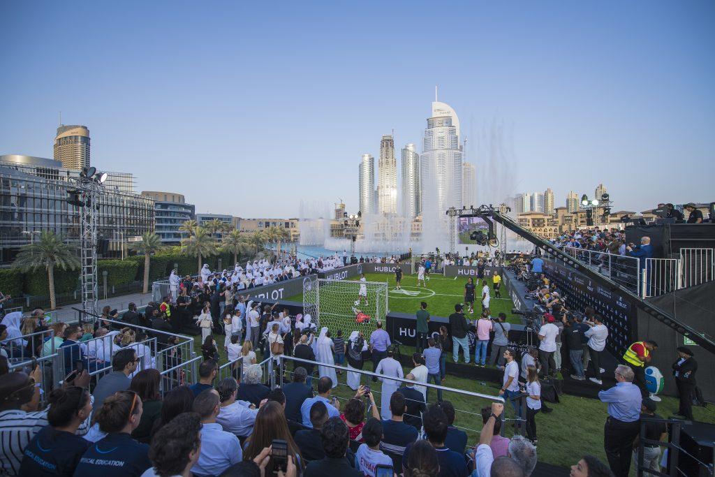 Match of Friendship Dubai