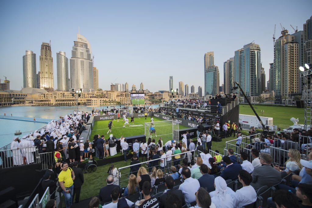 Match of Friendship Dubai_2