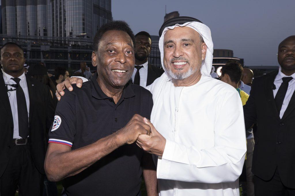 Pele & Abdulhamied Seddiqi