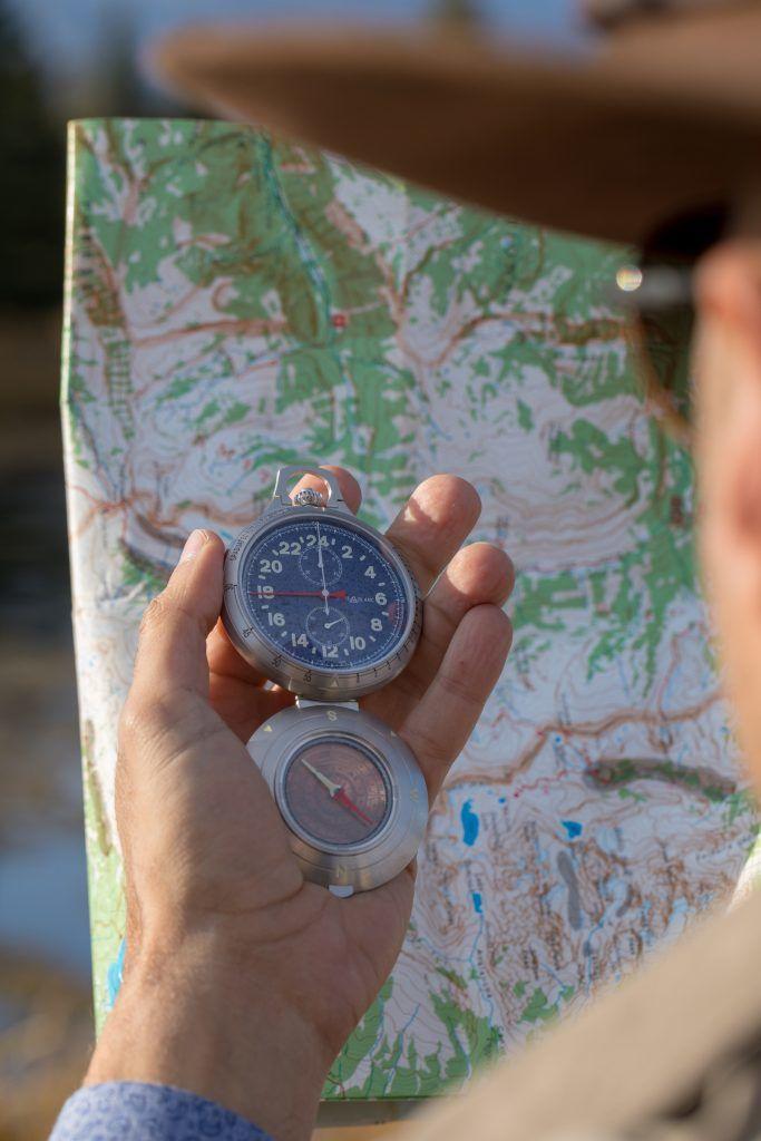 Montblanc 1858 Jackson Hole